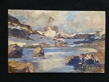 A045 - 1931 Illustratore L.Zambeletti formato piccolo da Santa Margherita Ligure