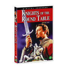Knights of the Round Table (1953) Robert Taylor, Ava Gardner DVD *NEW
