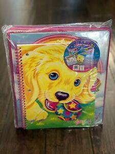 Lisa Frank Happy 30th Birthday Binder Bundle notebook folder NEW Markie Unicorn