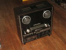 """TEAC X-1000R Pro Serviced 7.5"""" & 10"""" Open Reel Tape Player / Recorder TASCAM dbx"""
