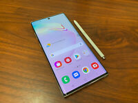Samsung Galaxy Note10+ 5G SM-N975V - 256GB - Aura White (Verizon) - READ DESCRI