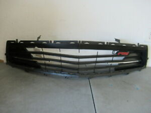 2016-2018 CHEVY CAMARO RS FRONT LOWER GRILL W/ CHROME & RS BADGE 23505810 OEM