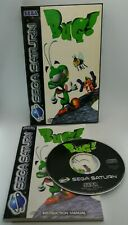 Bug! Video Game for Sega Saturn PAL TESTED