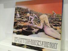 Led Zeppelin – Houses Of The Holy 1973 1st UK Press With OBI A2/B2 Vinyl LP