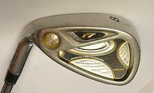 Left Handed TaylorMade R7 Draw 8 Iron Steel Shaft