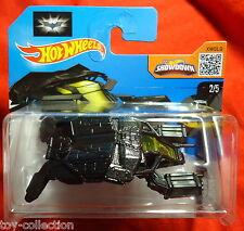 The Bat-Batman: the Dark Knight Batmobile-Hot Wheels