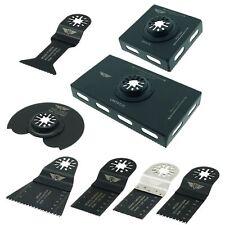 TopsTools Back Box Cutters 8pc Kit For Makita Milwaukee Worx Bosch Multi Tools