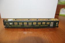 Märklin(HO) 4016 Leichtschnellzugspeisewagen SSB nur Gehäuse