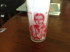 JEAN BELIVEAU 1960-61 YORK PEANUT BUTTER GLASS NHL HOCKEY MONTREAL CANADIENS