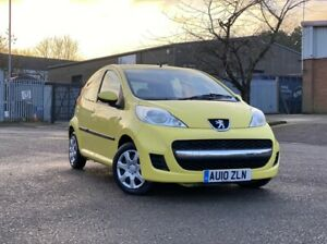 **Automatic - Peugeot 107 - 12 month MOT - New tyres - £20 road Tax - LOW miles*