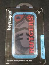 Iphone 4/4S Case Rutgers