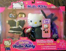 "Sanrio ""Hello Kitty Stylin Fun Deluxe Playset""2003 *Rare Hard to Find* NEW"
