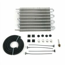 8 Row 15 Inch Oil Cooler Kit For Transmission, Oil, & Fluids ZIRYFC815 cooling