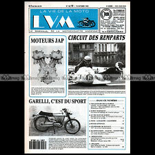 LA VIE DE LA MOTO LVM N°90/18 ★ CYCLO-SPORT GARELLI REKORD & MONZA ★ MOTEURS JAP