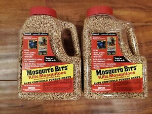 2-pack Summit Mosquito Bits and Fungus Gnats Quick Kill 30oz