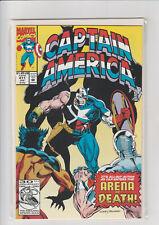 Captain America #411 (Jan 1993, Marvel) NM+  Arena of Death