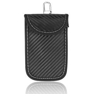 1x étui pour clés de voiture RFID étui de protection contre les vols pour clés a