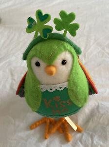 2020 Target Spritz St. Patrick's Day Bird Lucky New Defect