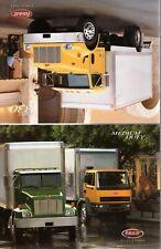 Brochure - Peterbilt Model 330, medium duty truck.  2 brochures.