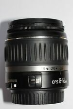Canon EF-S 18-55mm f/3.5-5.6 II Zoom Lens - Black