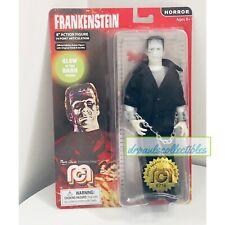 """MEGO Horror Frankenstein 8"""" Figure #8716 Glows In The Dark Brand New"""