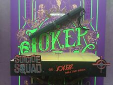 Hot Toys Suicide Squad Joker Purple Coat Ver Figure Stand loose 1/6th scale
