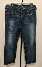Ariat Women's Denim Boyfriend Jeans Size 34 Long RN#105037 NEW