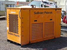 2006 Sullivan Palatek D210U11Jdb 210 Cfm Air Compressor Skid Mounted bidadoo