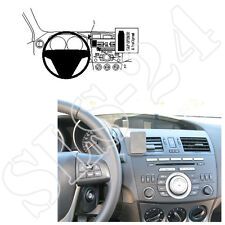 BRODIT ProClip Halterung 854352 Mazda 3 ab2010-2013 KFZ Navi GPS Halter Konsole