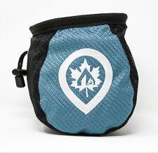 Climbing Chalk Bag, Blue- New - Maple Canyon Outdoors