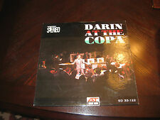 Bobby Darin; Darin at the Copa on LP