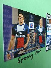 Champions League Double Trouble Cavani Ibrahimovic  Panini Adrenalyn 13 14