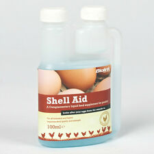 Shell Aid 100ml - Chicken Hen Poultry