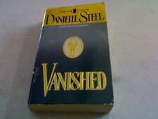 DANIELLE STEEL: VANISHED (PB) *T21*