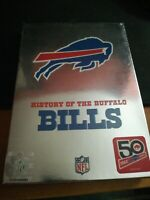 NFL History of the Buffalo Bills (DVD, 2009, 2-Disc Set)