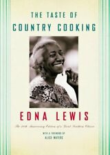 Taste of Country Cooking, Hardcover by Lewis, Edna, Like New Used, Free shipp...