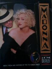 """MADONNA """"BREATHLESS"""" PIANO/VOCAL/GUITAR CHORDS MUSIC BOOK BRAND NEW ON SALE!!"""