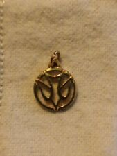 James Avery Dove Charm 14k