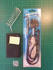Soldering Iron and Stand, boxed.