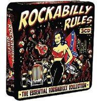 ROCKABILLY RULES (LIM.METALBOX EDITION) 3 CD NEU