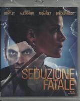Seduzione fatale (2016) Con Wes Bentley Cam Gigandet - Blu Ray Nuovo Sigillato