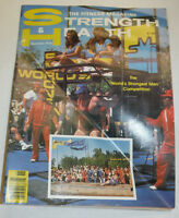 Strength & Health Magazine The World's Strongest Men November 1978 110514R