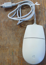 Apple Desktop Bus Mouse II ADB M2706 Macintosh SE SE30 II VGC #d