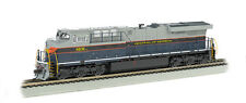 CENTRAL OF GEORGIA  RR HO GE ES44AC BY BACHMANN TRAIN WITH DCC & SOUND-SAVE $$