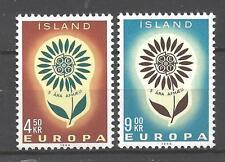 EUROPA 1964 Islande - Iceland neuf ** 1er choix