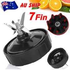 Extractor Blade 7 Fin Replacement fit for Nutri Ninja NutriNinja Auto iQ 1000 AU