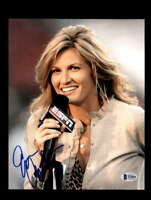 Erin Andrews BAS Beckett Coa Signed 8x10 Autograph Photo