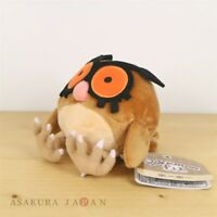 Pokemon Center Original Pokemon fit Mini Plush #163 Hoothoot doll Toy Japan