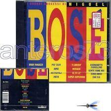 """MIGUEL BOSE """"I GRANDI SUCCESSI"""" RARO CD ITALY 1993 POOH"""