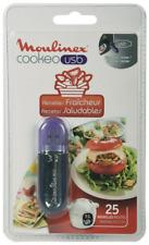 Moulinex Xa600511 Clé USB Cookeo recettes Fraicheur